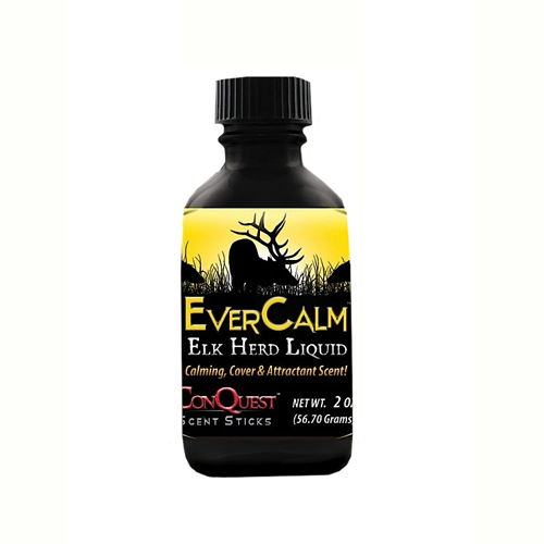 Conquest Scents Conquest Scents EverCalm Elk Heard Scent Bottle 1215