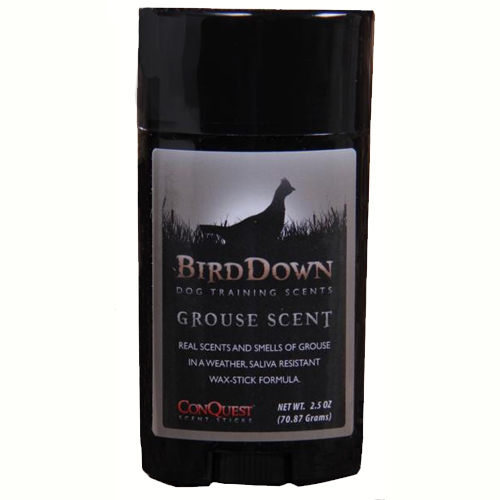 Conquest Scents Dog Training Scents Grouse in A Stick