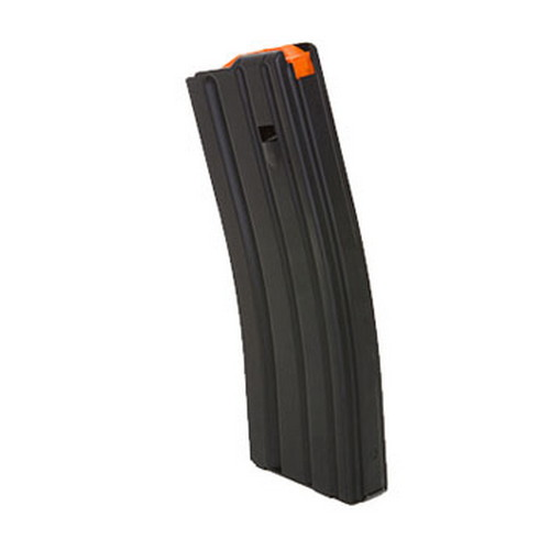 C Products Defense C Products Defense AR-15 Magazine .223 SS Matte Black, 30 Round (Per 1) Orange Follower 3023041178CPD