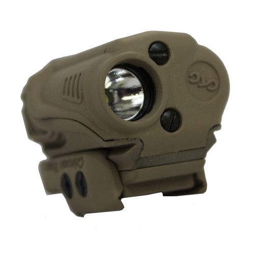 Crimson Trace Rail Master Universal Rail Mount Light, Cerakote(Tan), BP