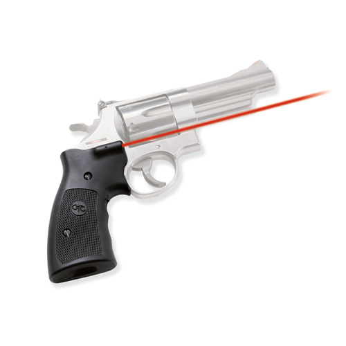 Crimson Trace Smith and Wesson K/L/N Square & Round Hard Polymer, Front Activation