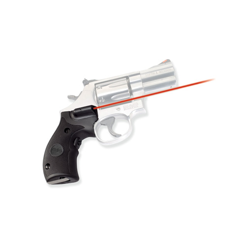Crimson Trace Crimson Trace Smith and Wesson K/L Frame, Round Butt Overmold, Front Activation LG-306