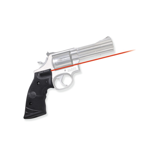 Crimson Trace Crimson Trace Smith and Wesson Hoghunter-K, L Square Butt Overmold, Front Activation LG-307