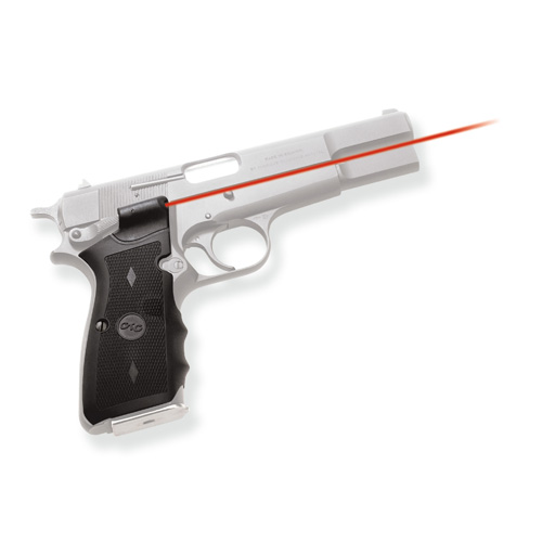 Crimson Trace Crimson Trace Browning Hi-Power Overmold, Dual Side Activation LG-309