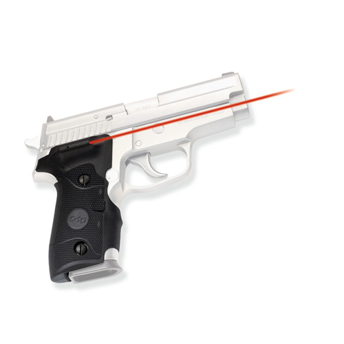 Crimson Trace Sig Sauer P228/P229 Overmold, Dual Side Activation