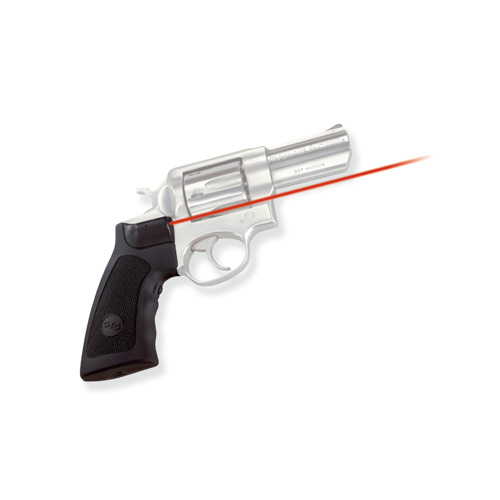 Crimson Trace Crimson Trace Ruger GP100 & Super RedHawk, Overmold, Front Activation LG-344