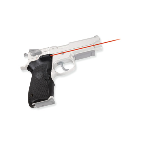 Crimson Trace Crimson Trace Smith and Wesson 3rd Generation, Full Double Overmold, Dual Side Activation LG-359