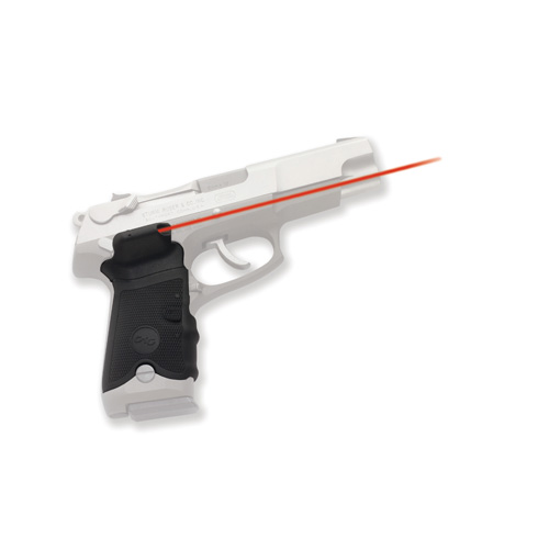Crimson Trace Crimson Trace Ruger P Series (85 - 944) Overmold, Dual Side Activation LG-389