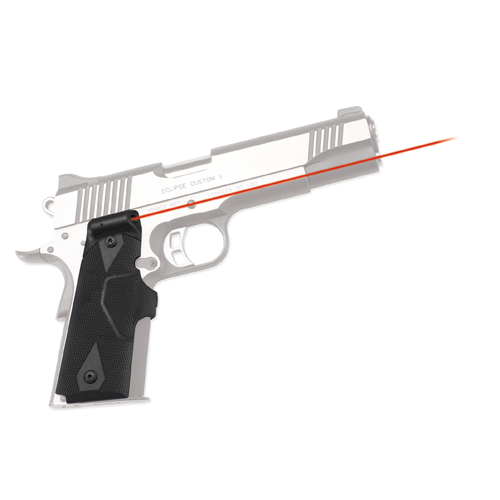 Crimson Trace Crimson Trace 1911 Government/Commander Overmold Wrap, Front Activation LG-401