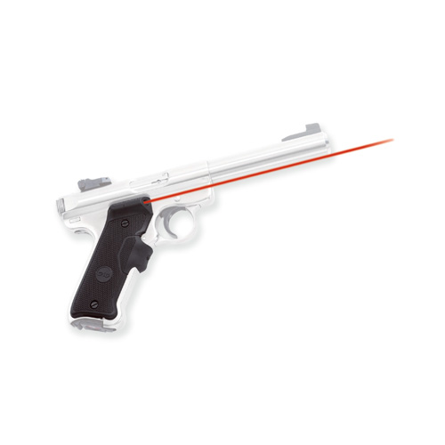 Crimson Trace Crimson Trace Ruger MKII&MKIII,KMK - Polymer Overmold Front Activation LG-403