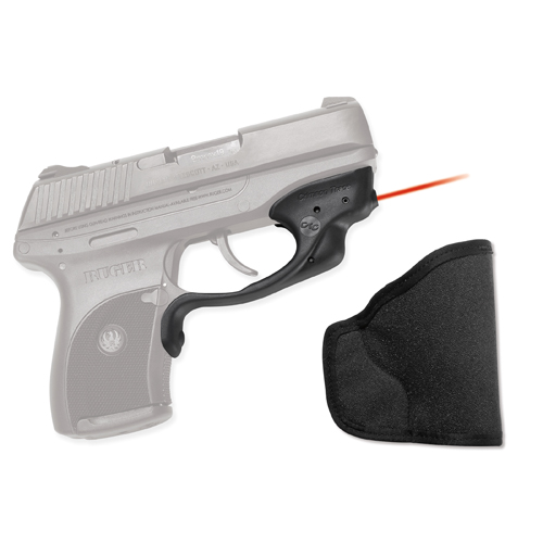Crimson Trace Crimson Trace Ruger LC9 Poly/Overmold/Front Activation, w/Holster LG-412H
