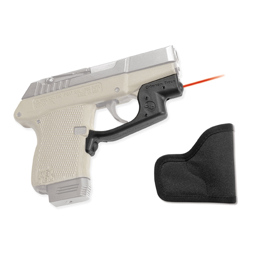 Crimson Trace Crimson Trace Keltec P3AT,P32 Polymer,Overmold, Front Activation, includes Holster LG-430H