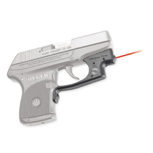 Crimson Trace Crimson Trace Ruger LCP Polymer Laserguard, Overmold Front Activation LG-431