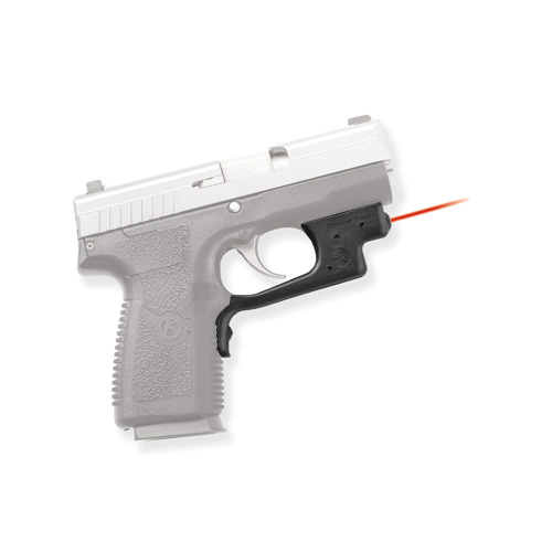 Crimson Trace Crimson Trace Kahr 45 Polymer Laserguard, Overmold Front Activation LG-434