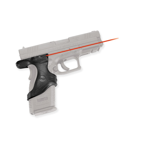 Crimson Trace Crimson Trace Springfield Armory XD(.45ACP) Polymer Grip, Overmold, Front Activation LG-445