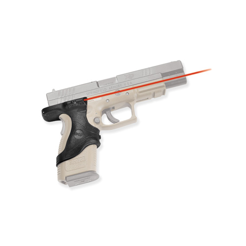 Crimson Trace Crimson Trace Springfield Armory XD(9mm-.45GAP) - Polymer Overmold Front Activation LG-446