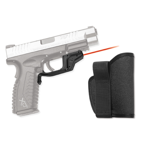 Crimson Trace Crimson Trace Springfield Armory XD,XDM, Overmold, Front Activation LG-448H