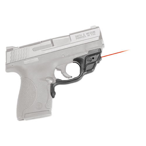 Crimson Trace Crimson Trace Smith and Wesson S&W Shield, Laserguard, Front Activation LG-489