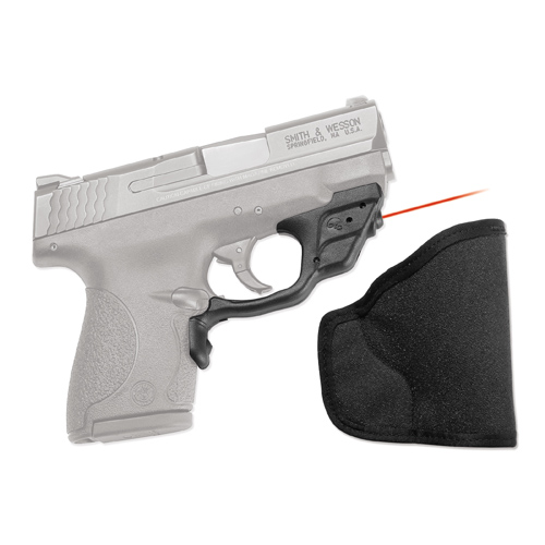 Crimson Trace Crimson Trace Smith and Wesson S&W Shield, Laserguard, 9mm/.40 Cal w/Holster LG-489H