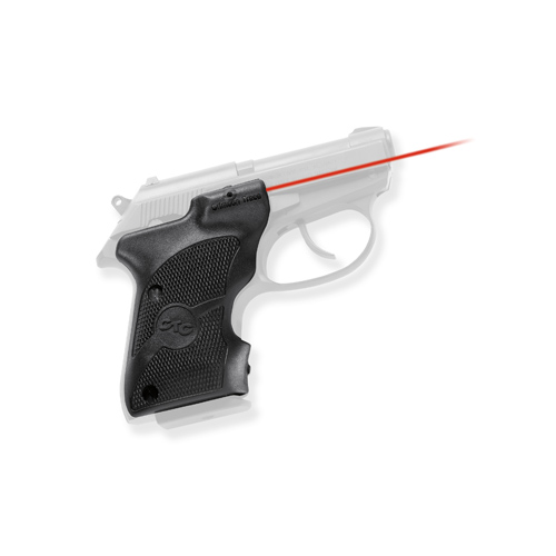 Crimson Trace Crimson Trace Beretta Tomcat/Bobcat Polymer, Overmold Front Activation LG-490