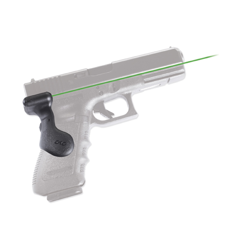 Crimson Trace Crimson Trace Glock 17, Lasergrips, Rear Activation-Green LG-617G