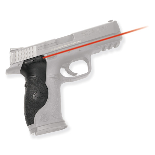 Crimson Trace Crimson Trace Smith and Wesson M&P, Full, Polymer Overmold, Rear Activation LG-660