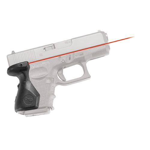 Crimson Trace Crimson Trace Glock 4th Generation Sub Compact Laser Grip, Rear Activation LG-852