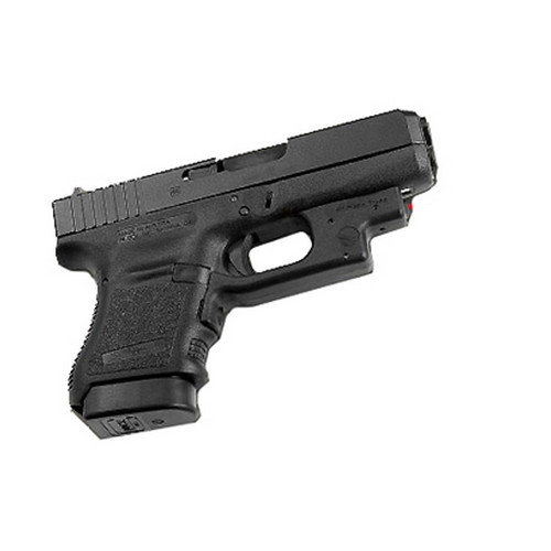 Crimson Trace Glock 19 - 36 - Polymer Overmold Front Activation, w/Holster, Sleeved LG-436H-S
