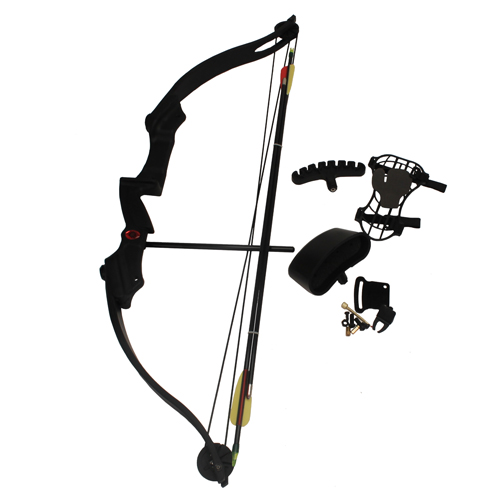 Crosman Crosman Elkhorn Jr Compound Bow Set ABY1721