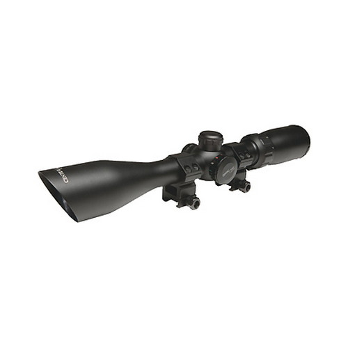 Crosman Crosman 3-9x40mm with Dual Illuminated Reticle CP394RG