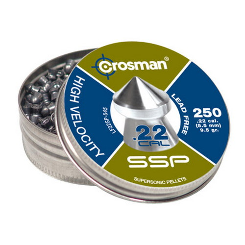Crosman Crosman Super Point Lead Free.22 Pellets LF22SP