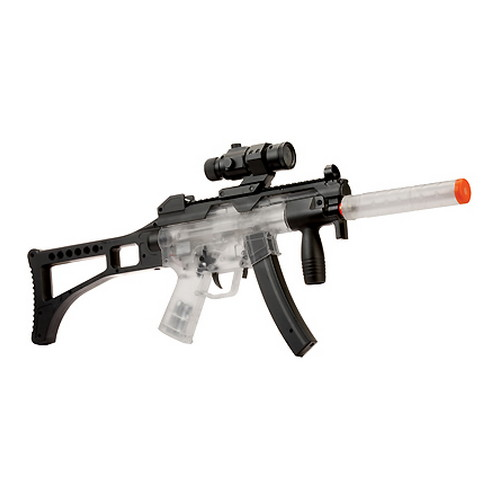 Crosman Crosman Tactical Electric Airsoft Rifle Clear/Black TACR71C