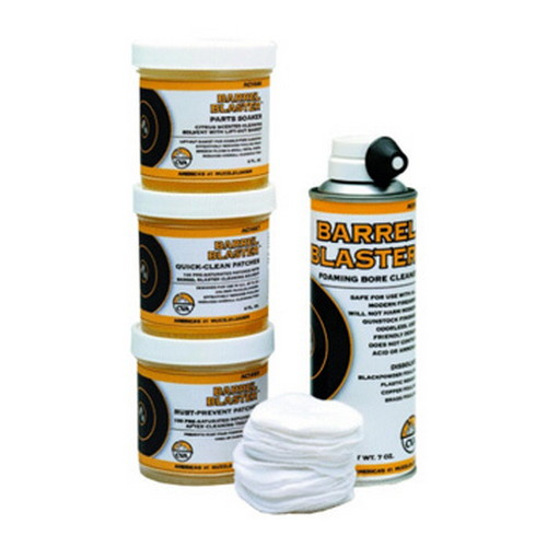 CVA Barrel Blaster Cleaning System Value Pack