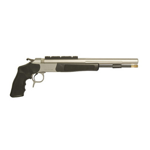 CVA Optima V2 Pistol 50 Caliber ISM Stainless Steel/Black