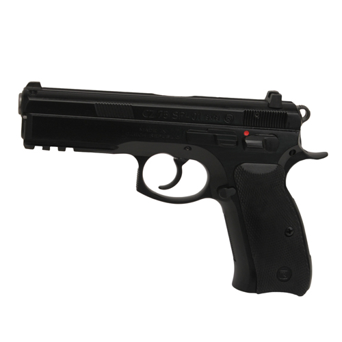 CZ USA CZ 75 SP-01 9mm Luger 4.7