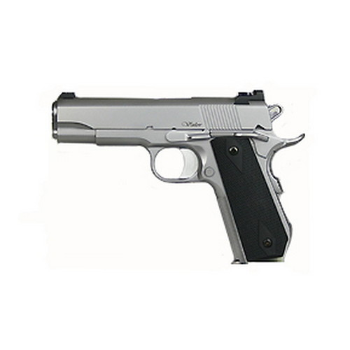 CZ USA Dan Wesson Series 45 ACP Stainless Bobtail Commander Valor