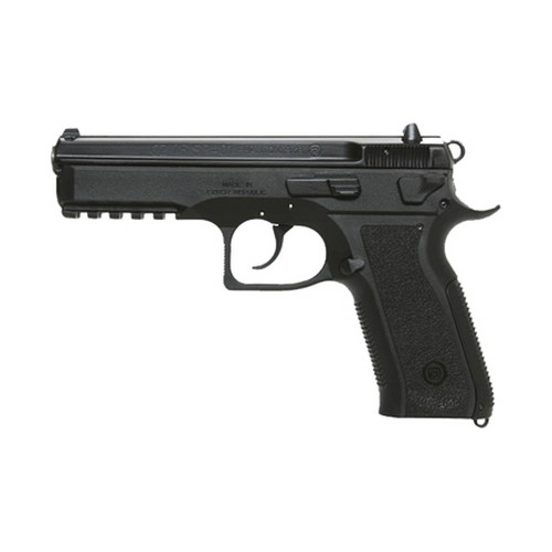 CZ USA CZ75 SP-01 Phantom 9mm, Polymer, 19 Round