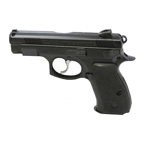 CZ USA CZ75 D PCR Compact 9mm Luger Black 14 Round