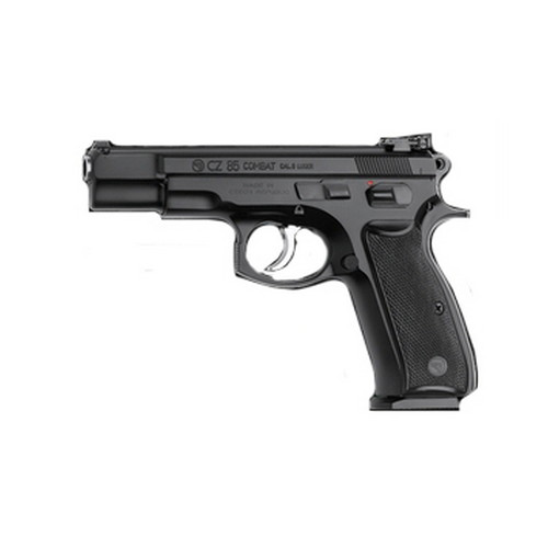 CZ USA CZ 85 Combat 9mm Luger Black
