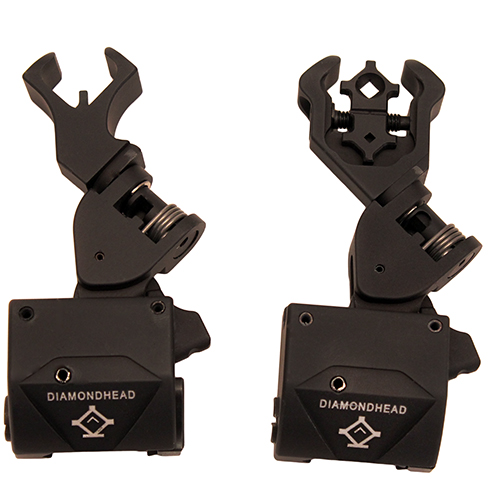 Diamondhead Diamondhead D-45 Front and Rear Swing Sights 1799