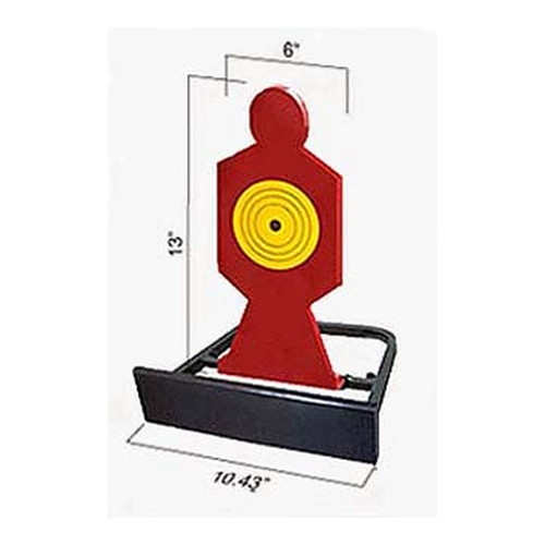 Do-All Traps Do-All Traps Body Shot Target .22/.17 Caliber BS22