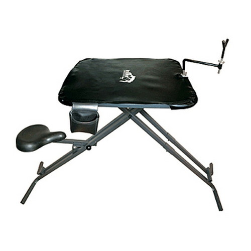 Do-All Traps Do-All Traps Iron Bear Shooting Bench IBSB1