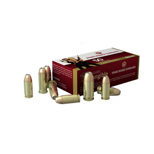 Dynamic Research Technologies Dynamic Research Technologies 40 S&W 105 Grain JHP Frangible (Per 20) 40SW