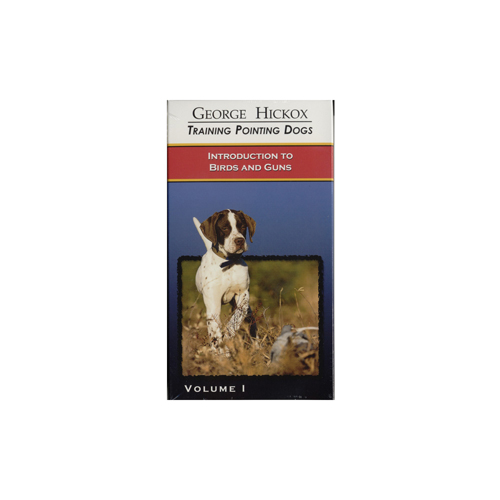 DT Systems DT Systems Pointing Dog DVD Volume 1: Introduction V012