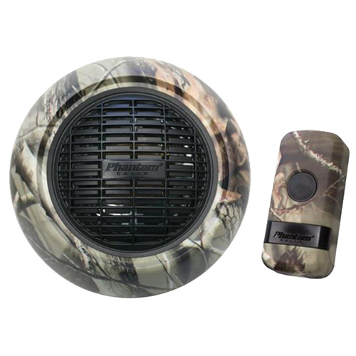 Extreme Dimension Wildlife Extreme Dimension Wildlife Sportsman's Wireless Doorbell Camo ED-DB-802
