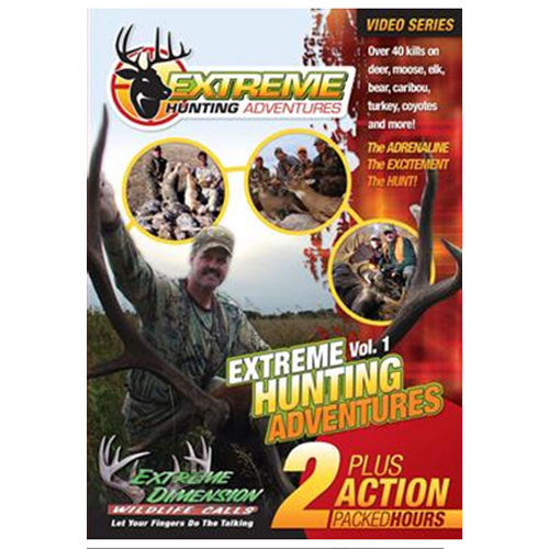 Extreme Dimension Wildlife Extreme Dimension Wildlife Extreme Hunting Adventures Deer ED-EHA-901