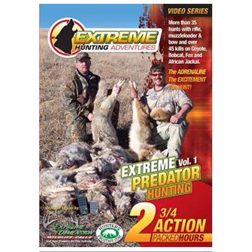 Extreme Dimension Wildlife Extreme Hunting Adventures Predator