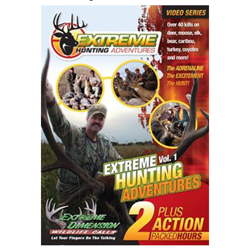 Extreme Dimension Wildlife Extreme Dimension Wildlife Extreme Hunting Adventures Bear ED-EHA-905
