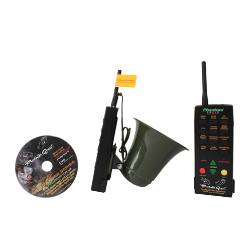 Extreme Dimension Wildlife Extreme Dimension Wildlife Predator Quest-Pro Series Wireless Remote ED-PS-212