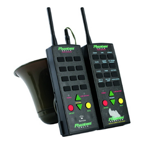 Extreme Dimension Wildlife Extreme Dimension Wildlife Phantom Pro-Series Wireless Remote Gobbler ED-WR-330